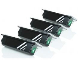 4 Cartuchos de Toner, Compatibles Canon NPG-1 Negro ~ 3.800 Paginas