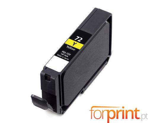 Cartucho de Tinta Compatible Canon PGI-72 Amarillo 14ml