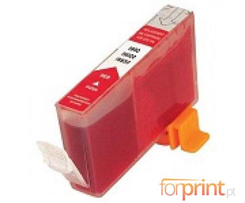 Cartucho de Tinta Compatible Canon BCI-6 R Rojo 13.4ml