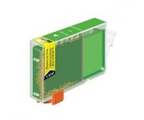 Cartucho de Tinta Compatible Canon BCI-6 G Verde 13.4ml