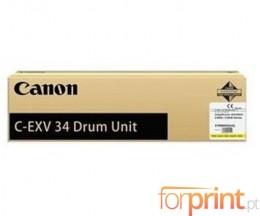 Tambor de imagen Original Canon C-EXV 34 Amarillo ~ 36.000 Paginas