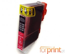 Cartucho de Tinta Compatible Canon BCI-6 M Magenta 13.4ml