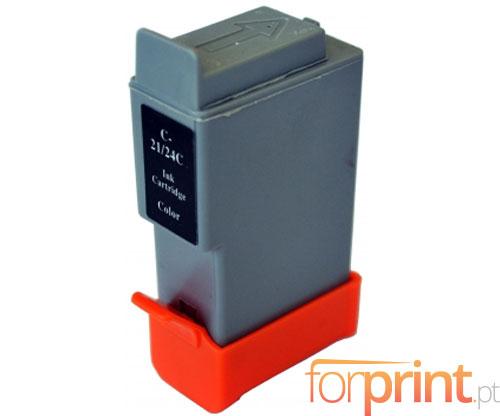 Cartucho de Tinta Compatible Canon BCI-21 / BCI-24 Colores 12.6ml