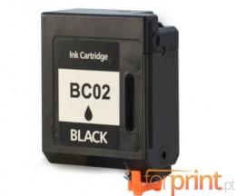 Cartucho de Tinta Compatible Canon BX-3 Negro 23ml