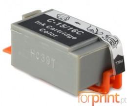 Cartucho de Tinta Compatible Canon BCI-15 Colores 6.3ml