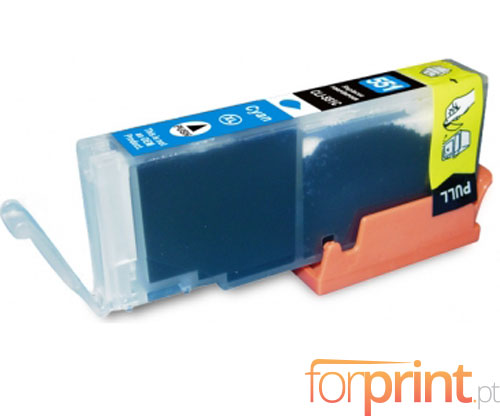 Cartucho de Tinta Compatible Canon CLI-551 XL Cyan 13ml