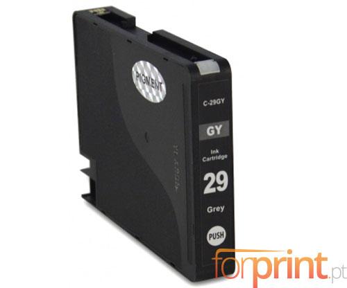Cartucho de Tinta Compatible Canon PGI-29 Gris 36ml