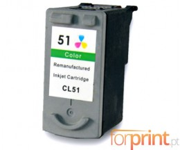 Cartucho de Tinta Compatible Canon CL-38 / CL-41 / CL-51 Colores 21ml