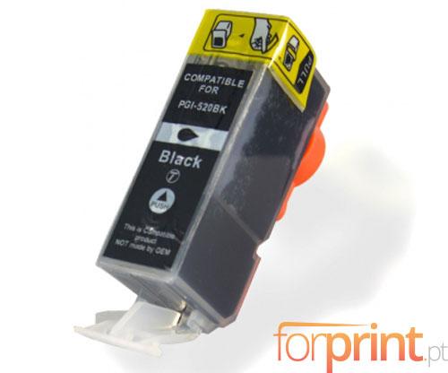 Cartucho de Tinta Compatible Canon PGI-520 Negro 19.4ml