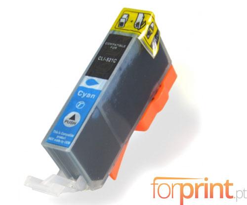 Cartucho de Tinta Compatible Canon CLI-521 C Cyan 9ml