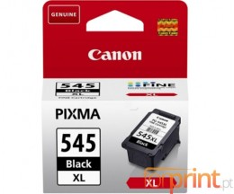 Cartucho de Tinta Original Canon PG-545 XL Negro 15ml ~ 400 Paginas