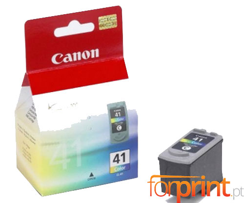 Cartucho de Tinta Original Canon CL-41 Colores 12ml ~ 308 Paginas
