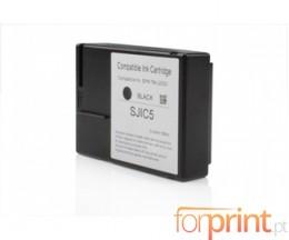 Cartucho de Tinta Compatible Epson SJIC5 Negro 5ml