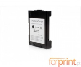 Cartucho de Tinta Compatible Epson SJIC3 Negro 58.6ml
