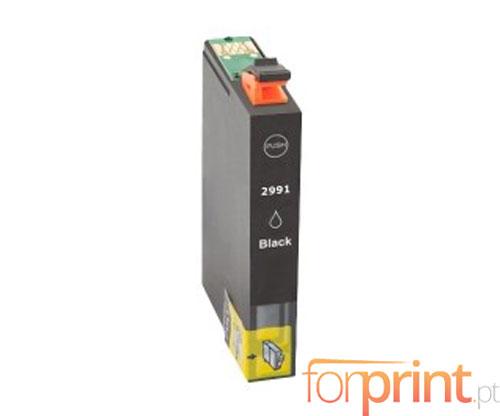 Cartucho de Tinta Compatible Epson T2991 Negro 17ml