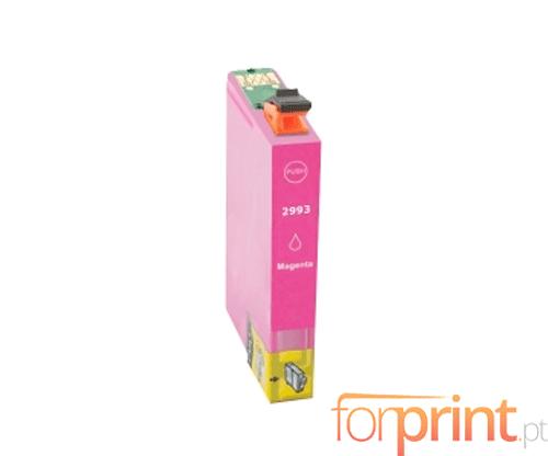 Cartucho de Tinta Compatible Epson T2993 Magenta 13ml