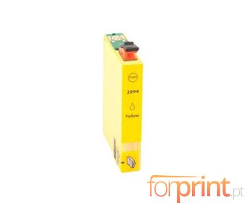 Cartucho de Tinta Compatible Epson T2994 Amarillo 13ml