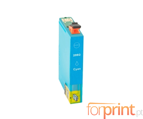 Cartucho de Tinta Compatible Epson T2992 Cyan 13ml
