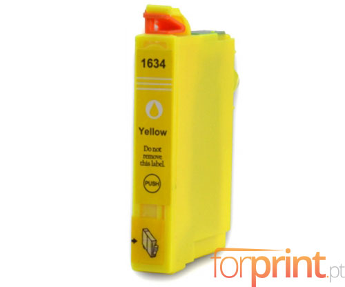 Cartucho de Tinta Compatible Epson T1624 / T1634 Amarillo 11.6ml