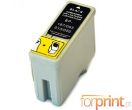 Cartucho de Tinta Compatible Epson T013 / T050 Negro 15.2ml