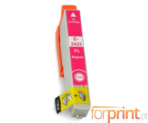 Cartucho de Tinta Compatible Epson T2423 / T2433 Magenta 13ml