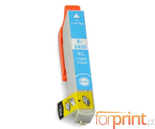 Cartucho de Tinta Compatible Epson T2425 / T2435 Cyan Claro 13ml