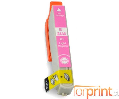 Cartucho de Tinta Compatible Epson T2426 / T2436 Magenta Claro 13ml