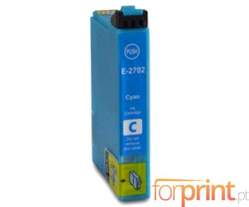 Cartucho de Tinta Compatible Epson T2702 / T2712 Cyan 15ml