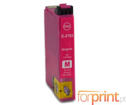 Cartucho de Tinta Compatible Epson T2703 / T2713 Magenta 15ml