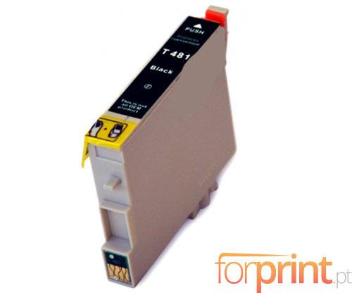 Cartucho de Tinta Compatible Epson T0481 Negro 18ml