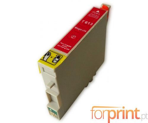Cartucho de Tinta Compatible Epson T0613 Magenta 15ml