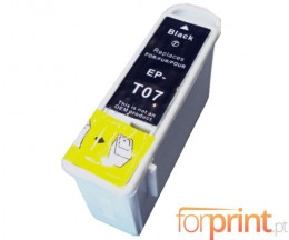 Cartucho de Tinta Compatible Epson T007 Negro 16ml