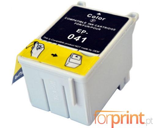 Cartucho de Tinta Compatible Epson T041 Colores 37.2ml