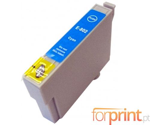 Cartucho de Tinta Compatible Epson T0802 Cyan 13ml