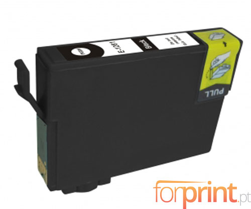 Cartucho de Tinta Compatible Epson T1281 Negro 13ml