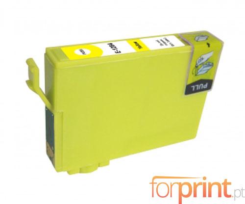 Cartucho de Tinta Compatible Epson T1284 Amarillo 6.6ml