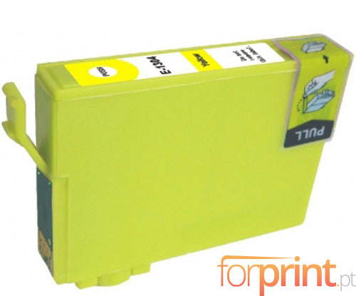 Cartucho de Tinta Compatible Epson T1304 Amarillo 14ml