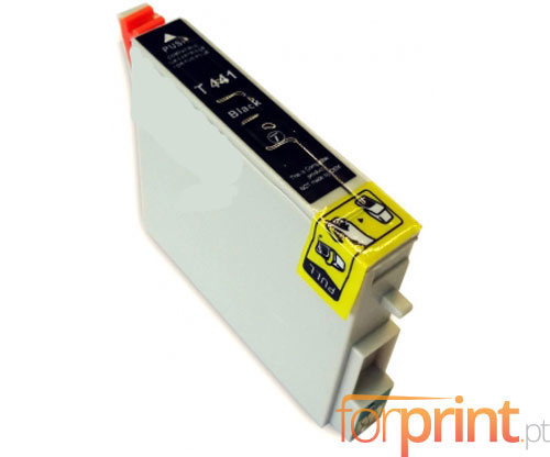Cartucho de Tinta Compatible Epson T0441 Negro 17ml
