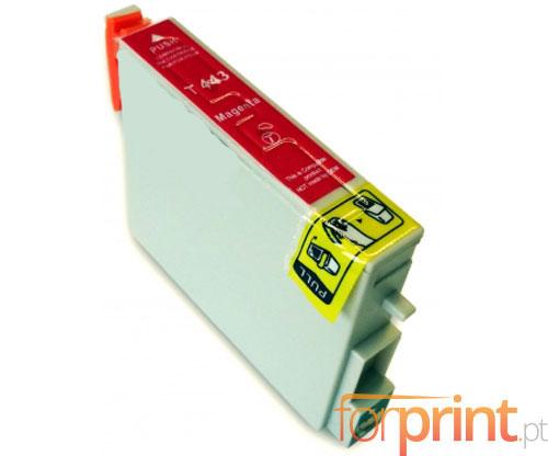 Cartucho de Tinta Compatible Epson T0443 Magenta 17ml