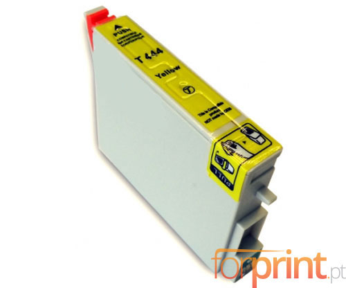Cartucho de Tinta Compatible Epson T0444 Amarillo 17ml