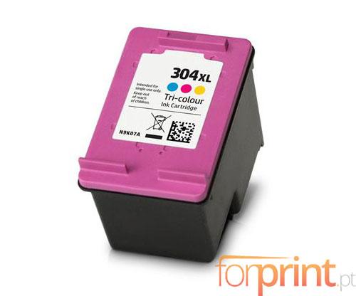 Cartucho de Tinta Compatible HP 304 XL Colores 18ml