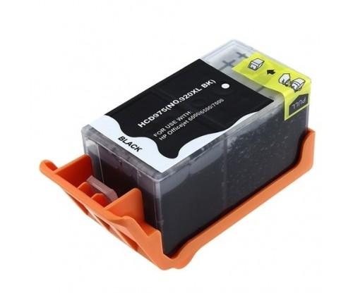 Cartucho de Tinta Compatible HP 920 XL Negro 53ml