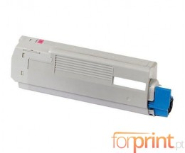 Cartucho de Toner Compatible OKI 44059210 Magenta ~ 10.000 Paginas