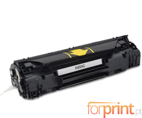 Cartucho de Toner Compatible HP 83A Negro ~ 1.500 Paginas