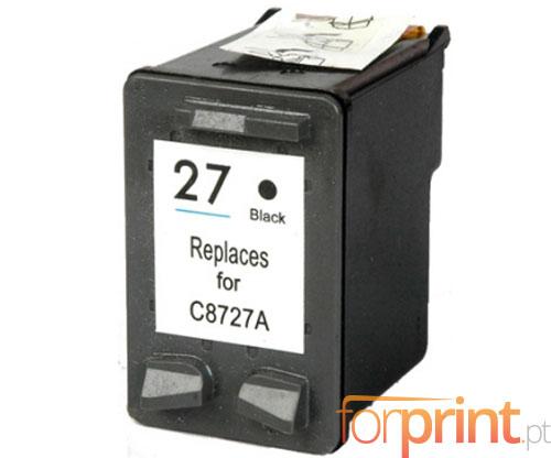 Cartucho de Tinta Compatible HP 27 Negro 22ml