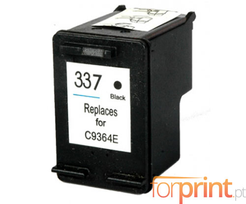 Cartucho de Tinta Compatible HP 337 Negro 18ml