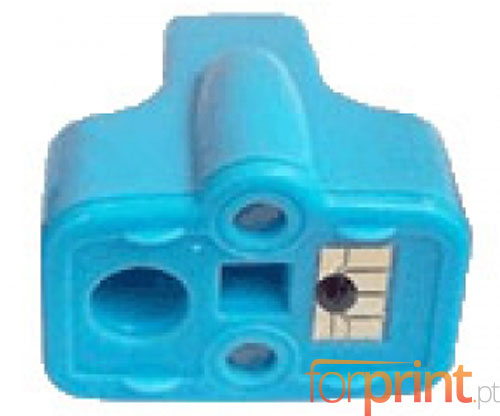 Cartucho de Tinta Compatible HP 363 Cyan Claro 10ml