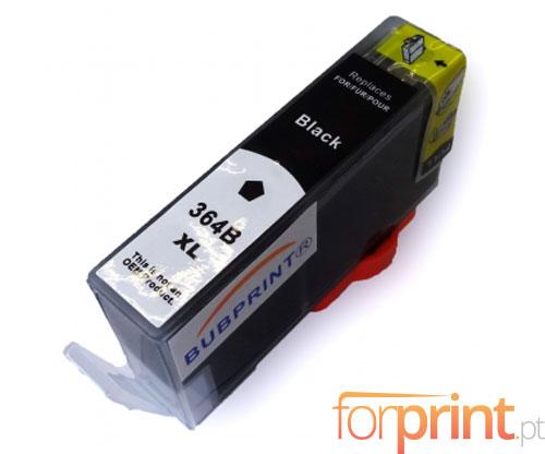 Cartucho de Tinta Compatible HP 364 XL Negro 18.6ml