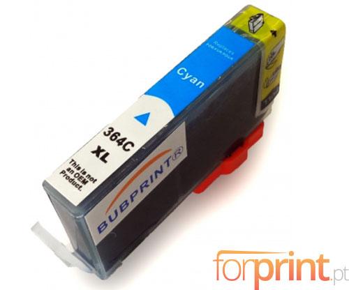 Cartucho de Tinta Compatible HP 364 XL Cyan 14.6ml