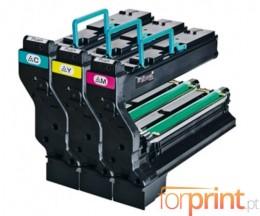 3 Cartuchos de Toneres Originales, Konica Minolta 9960A1710594001 Colores ~ 6.000 Paginas
